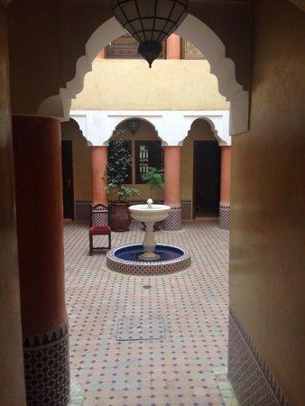 Hotel Cecil Marrakech: Ingresso