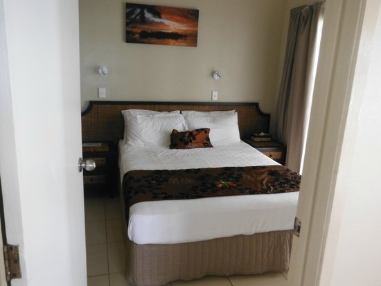 Muri Beachcomber: Our Room