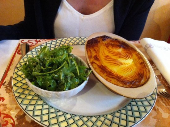 La Cuisine de Philippe : Anatra al forno ricoperta di crema di patate