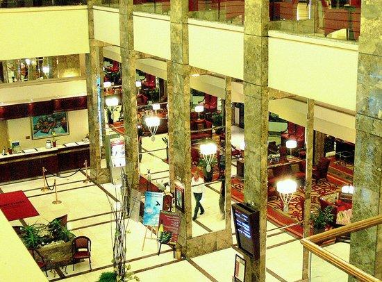 Warsaw Marriott Hotel: Lobby
