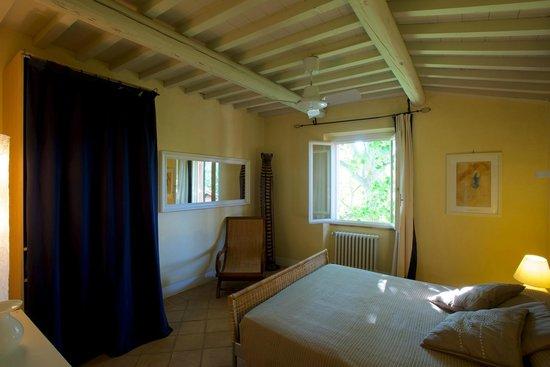 Residenza Le Versegge: Camera matrimoniale di Scuola di Sopra