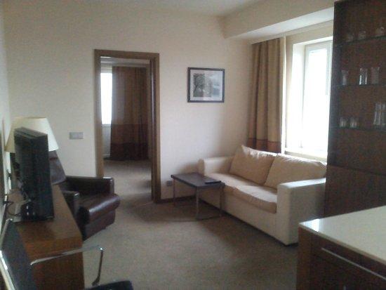 Staybridge Suites St. Petersburg: номер