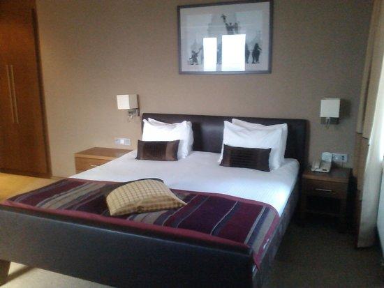 Staybridge Suites St. Petersburg: спальня