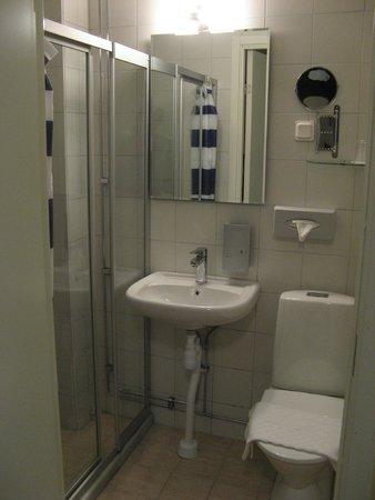 Ibis Styles Stockholm Jarva : Bathroom weirdness
