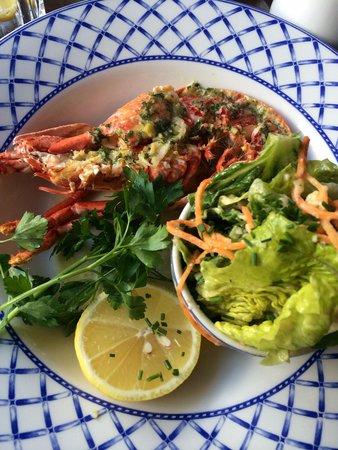 Cafe Hans : Lobster