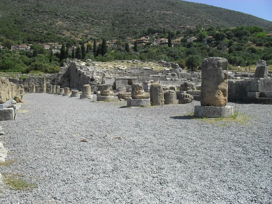 Picture of Ancient Messini, Messini - TripAdvisor