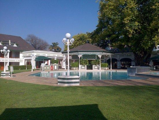 Royal Swazi Spa: Heaven on earth