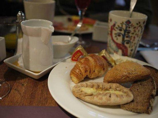 Hotel Haven : 朝食ビュッフェ