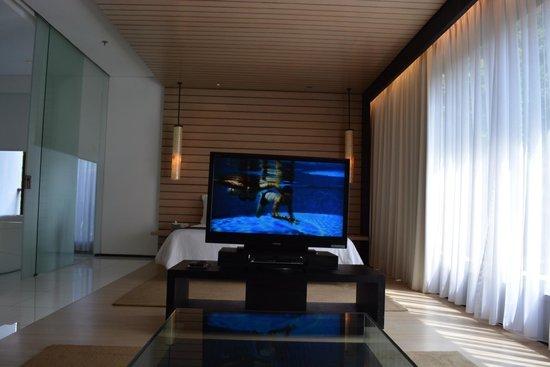 Padma Hotel Bandung: جناح بريميير