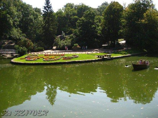 Uman, Ukraine: Красота