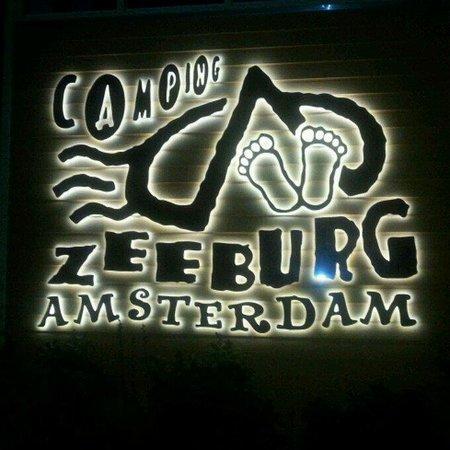 Camping Zeeburg: La classe ;-)...