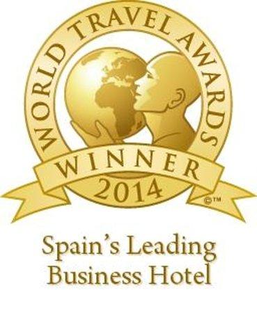 InterContinental Madrid: Award 2014