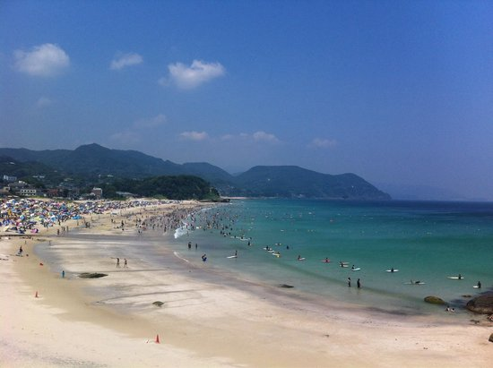 Pantai Shirahama Ohama