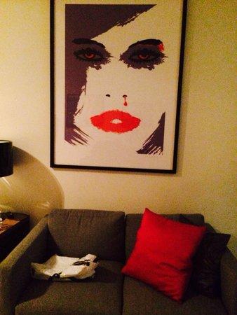 Berns Hotel: Deluxe room