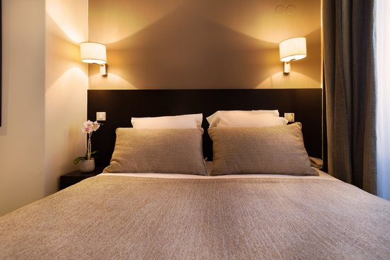 Hotel Arc Elysees : Chambre double Standard