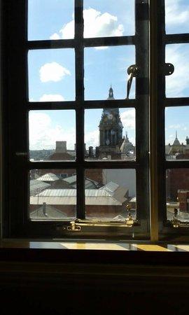 Radisson Blu Hotel, Leeds: view from room 647
