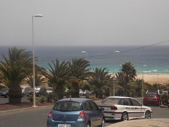 Occidental Jandia Mar : chemin pour aller a la plage