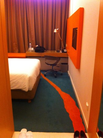 Days Hotel Singapore At Zhongshan Park: a look from the door