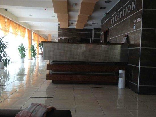 Kuban Resort & Aquapark: Reception