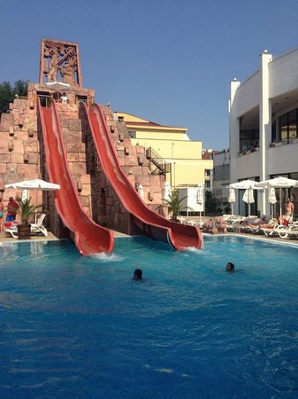 Kuban Resort & Aquapark: The Pool