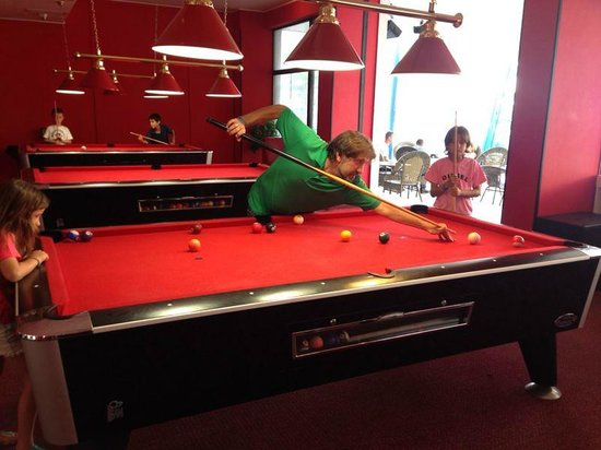 Kuban : Billiard