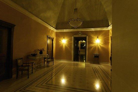 Hotel Villa Rosa Antico: Interno