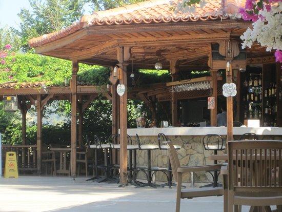 Hotel Asur /Assyrian Hotel: Poor bar