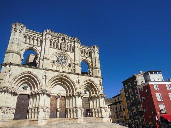 Catedral de Cuenca : 正面入り口