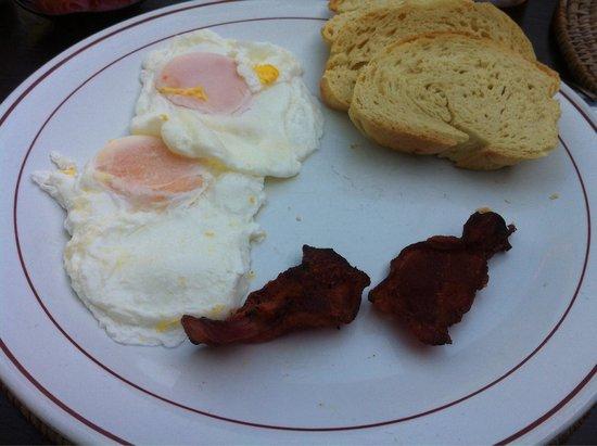 Rambutan Boutique Hotel : Breakfast