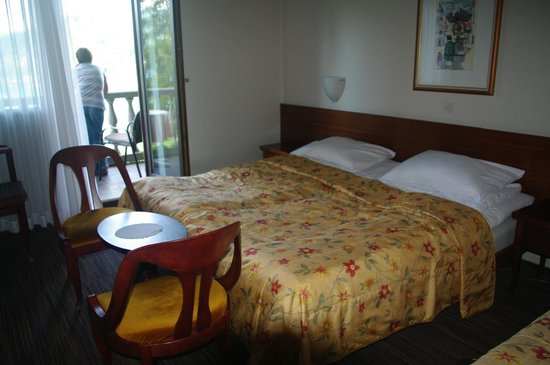 Garni Hotel Jadran - Sava Hotels & Resorts: Chambre