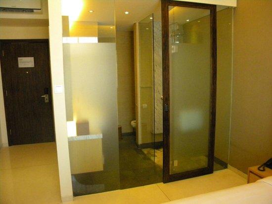 Ossotel : Bathroom