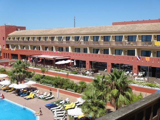 ILUNION Calas de Conil: El hotel