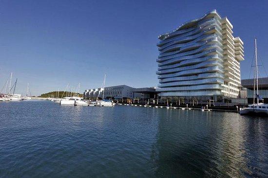 Blue & Green Troia Design Hotel: Днём