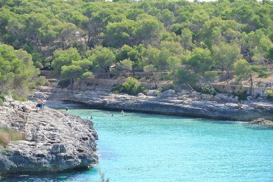 Parc Natural de Mondrago: Just one of the beaches on Parc de Mondrago