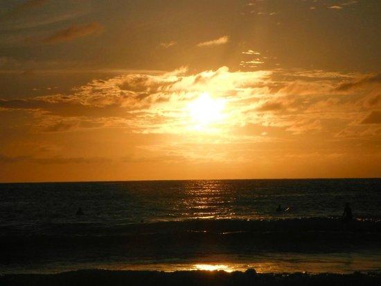 Kata Beach: Sunset