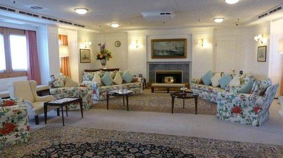 Britannia (navire) : Sitting Room