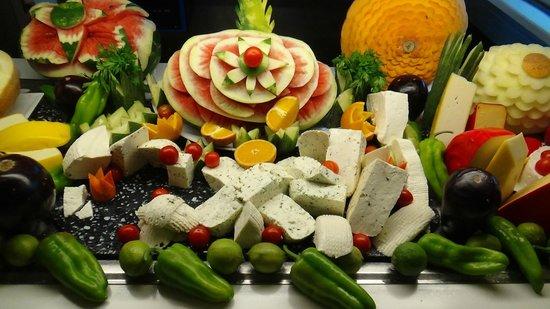 Iberostar Mehari Djerba: buffet