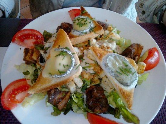 Golf Hotel de la Carte: Repas