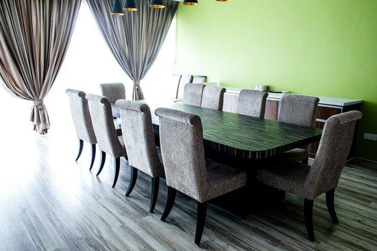 Prescott Hotel Kajang: VIP Dining Room