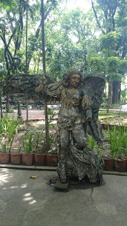 Rizal park art exhibition