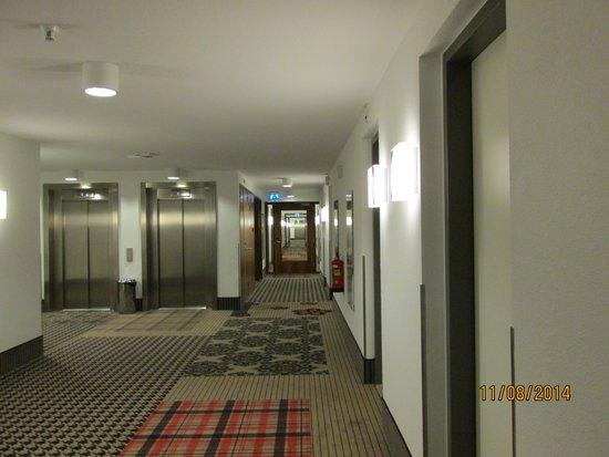 WestCord Fashion Hotel Amsterdam: Interior
