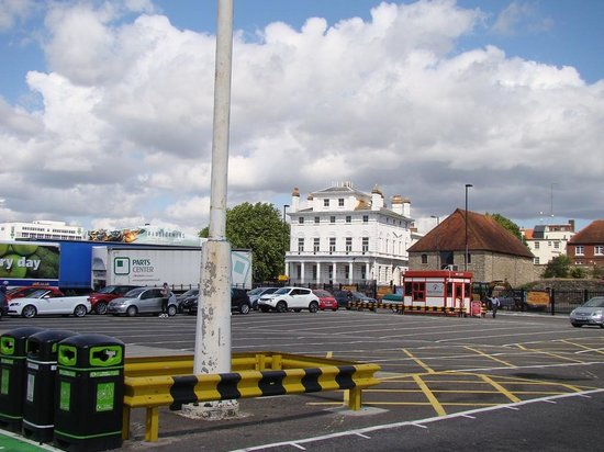 Red Funnel Ferries: Southampton
