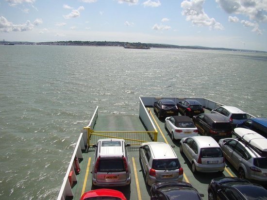 Red Funnel Ferries: Cars