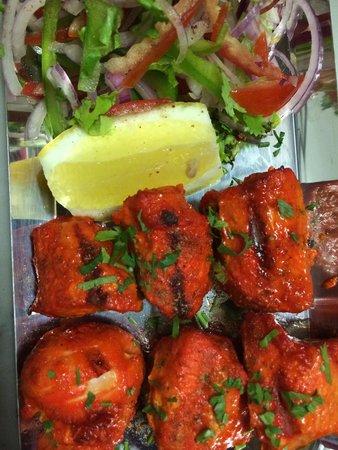 Krishna : Chicken Tikka