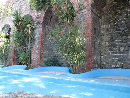 Residence Hotel Moneglia: la piscina
