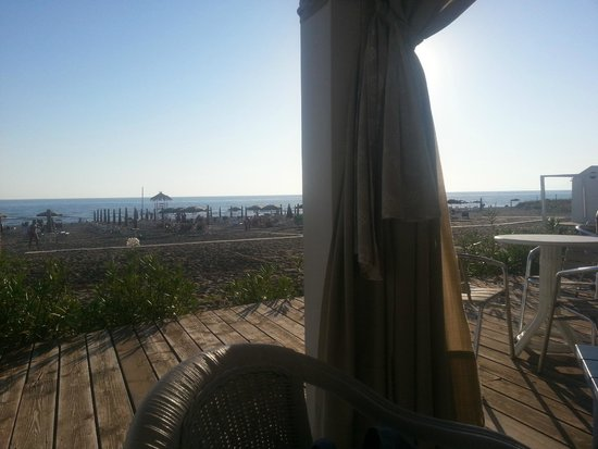 Oleandri Resort Paestum - Hotel Residence Villaggio Club: aperitivo in spiaggi!!!