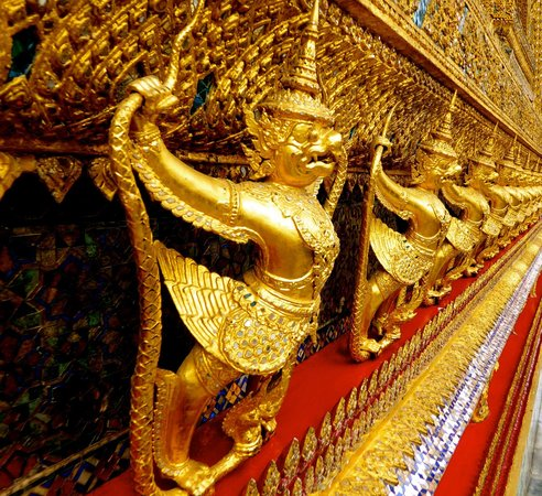 The Grand Palace: So Much to See Everywhere