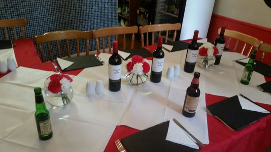 Grapevine whitby: From one of our private functions x