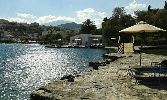 Minos Beach Art hotel: Bungalows 101 to 103