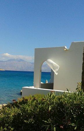 Minos Beach Art hotel: beautiful views!
